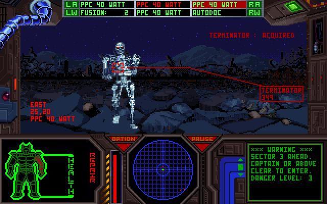 The Terminator: 2029