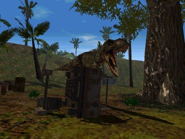 Trespasser: Jurassic Park