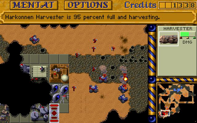 Dune II: The Battle for Arrakis