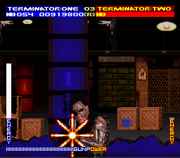 T2: The Arcade Game (SNES)