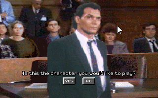 L.A. Law: The Computer Game