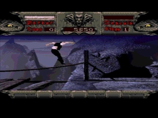 Bram Stoker's Dracula (Sega CD)