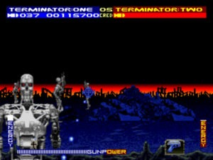 The game gives an extended look at the film's nightmare nuclear future.
