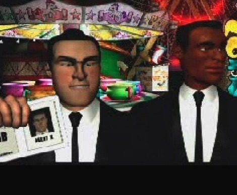 Men in Black: The Series – Crashdown