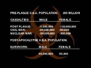 See how apocalyptic the apocalypse is?!?!