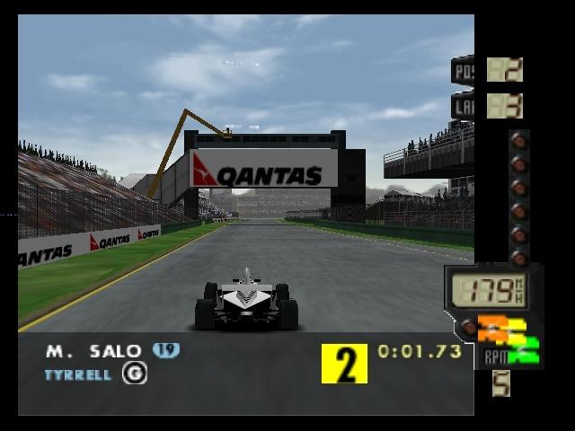 F-1 World Grand Prix