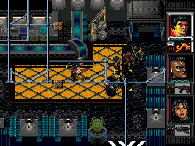 Shadowrun (GEN)