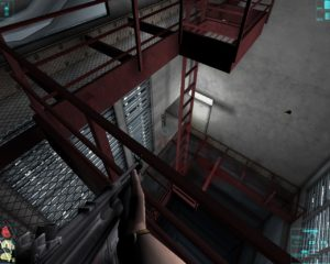 The roof levels give some vertigo. I wish there had been more desperate jumps and nick-of-time escapes.