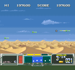 Intercept: Still easier than Missile Command.