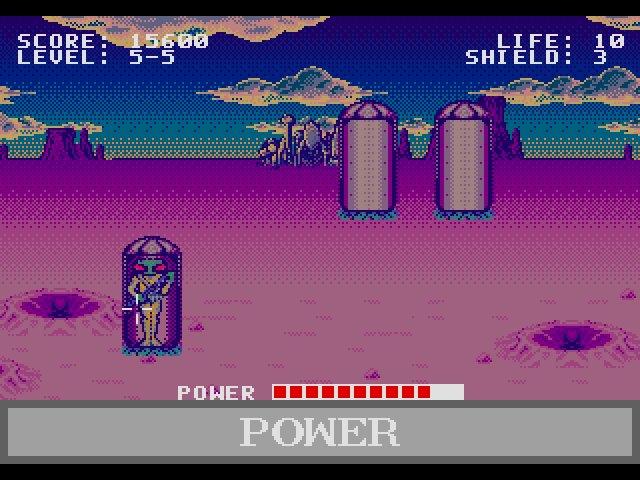 Sega Menacer 6-in-1