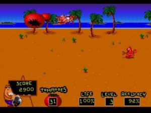 The Toejam & Earl tie-in is the best of the lot, but even still gets boring/impossible soon after level 10.