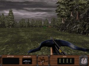 Put some dynamite on that crossbow and we'll have a Redneck Rampage game.