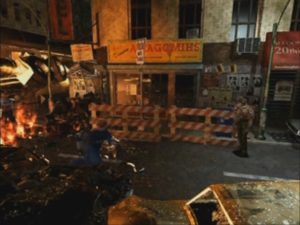 RE2 makes a hell of a first impression.