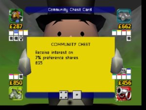 This is perhaps the most British Community Chest card imaginable.