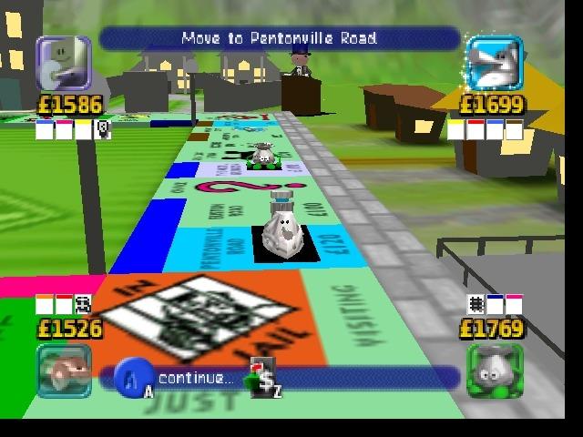Monopoly (N64)