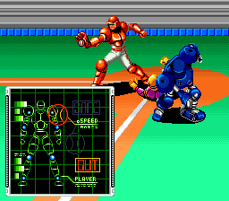 ...and here comes Robot Buck Showalter to argue the call!