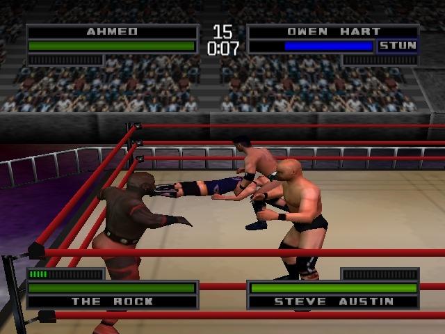 WWF War Zone