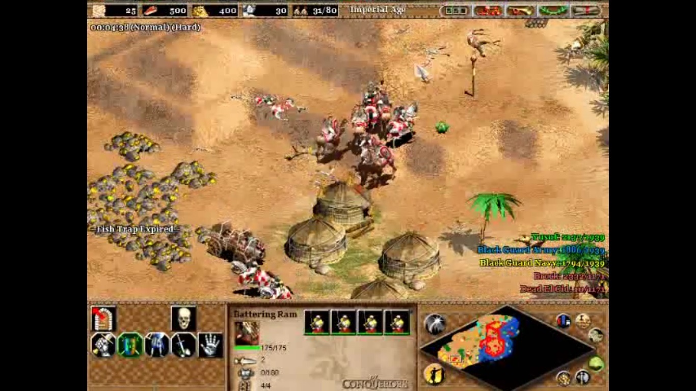 Age of Empires II + The Conquerors