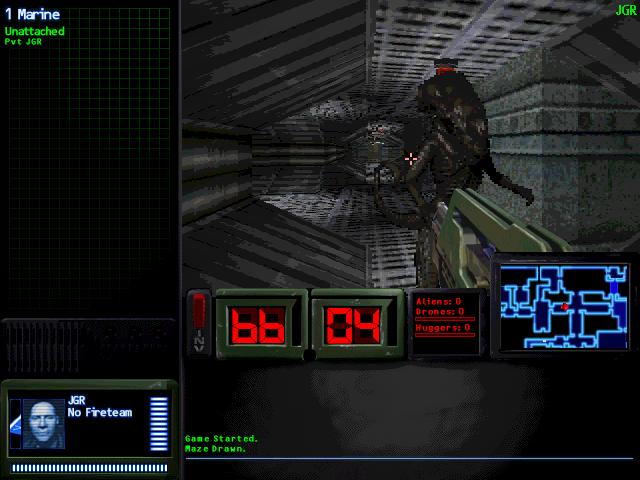Aliens Online