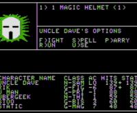 Wizardry: The Knight of Diamonds – The Second Scenario