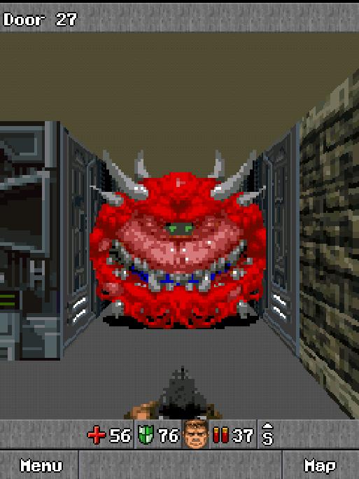 Doom RPG (J2ME)